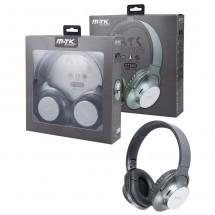 Casco Auricular Bluetooth con Micrófono - rellamada - ecualizador OP-CT863 - varios colores