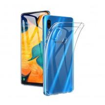 Funda TPU Silicona Transparente para Samsung Galaxy A90