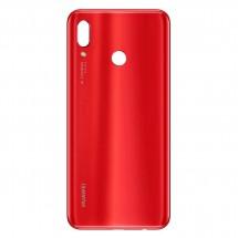 Tapa trasera batería color rojo para Huawei P Smart 2019