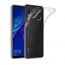 Funda TPU silicona transparente para Huawei P Smart Plus 2019