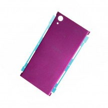 Tapa trasera batería color rosa para Sony Xperia XA1 Plus