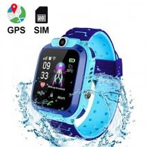 Reloj Smartwatch para Niños con GPS - SIM - Sumergible - Función SOS - NW-LYEJ812 - elige color