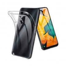 Funda TPU Silicona Transparente para Samsung Galaxy A20