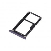 Bandeja porta tarjeta Sim y MicroSD color azul para Xiaomi Mi 8 Lite / Mi8 Lite