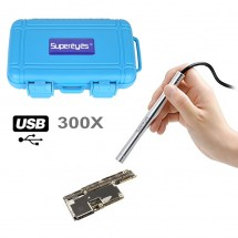 Mini Microscopio USB Supereyes B003+ USB 2.0 2mp 300X