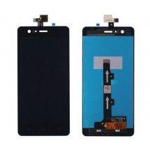 Pantalla LCD mas tactil color negro BQ Aquaris M5