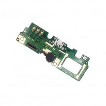 Placa conector de carga micrófono y vibrador para Blackview Omega Pro (swap)