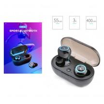 Auriculares Sport W-1 Bluetooth - ref. NW-LYEJ109 - elige color