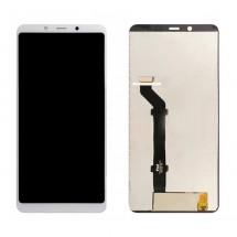 Pantalla completa LCD y táctil color blanco para Nokia 3.1 Plus