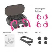 Auriculares Bluetooth deportivos TWS Sumergibles - elige color