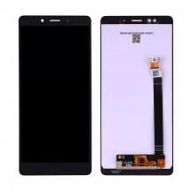 Pantalla completa LCD y táctil color negro para Sony Xperia L3 L4312