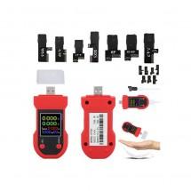 Comprobador baterías DT880 para iPhone 6/ 6P / 6S / 6SP / 7 / 7P / 8 / 8P / X / XS