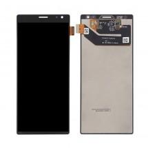 Pantalla completa LCD y táctil negro para Sony Xperia 10 Plus