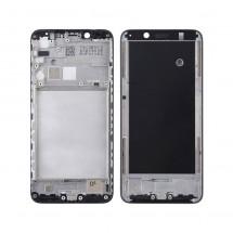 Marco frontal display color negro para Xiaomi Redmi 7A