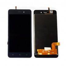 Pantalla completa LCD y táctil negro para Wiko Sunny 3