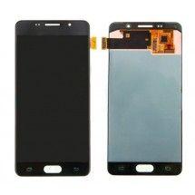 Pantalla LCD y tactil color negro para Samsung Galaxy A5 2016 (A510)