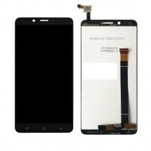 Pantalla completa LCD y táctil color negro para Alcatel A7 XL 7071D