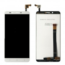 Pantalla completa LCD y táctil color blanco para Alcatel A7 XL 7071D