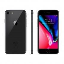 Apple iPhone 8 64Gb color Negro Grado A+  ( REBU )  con Caja y cargador (1 año de garantía)
