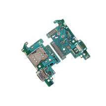 Placa conector de carga Tipo-C  y lector Sim para Samsung Galaxy A80 2019 A805F