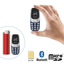 Nano Teléfono móvil L8Star BM90 - Nano Sim - Bluetooth - MicroSD - Elige color