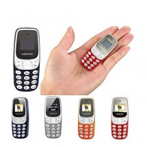 Nano Teléfono móvil L8Star BM10 - Dual Sim - Bluetooth - Elige color