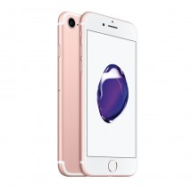Apple iPhone 7 128Gb color Rose Gold Grado A+  ( REBU )  con Caja y cargador (6 meses garantía)