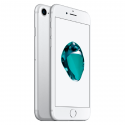 Apple iPhone 7 32Gb color silver Grado A+  ( REBU )  con Caja y cargador (6 meses garantía)