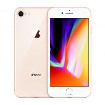 Apple iPhone 8 64Gb color dorado Grado A+  ( REBU )  con Caja y cargador (1 año de garantía)