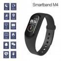 Pulsera Smartband M4 inteligente pantalla color - Notificaciones - impermeable