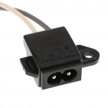 Conector de carga y cable conexión placa para Playstation PS3 Slim