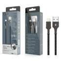 Cable Datos y carga Lightning para iPhone - 2A - Ref. OP-B5809 - elige color