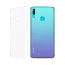 Funda TPU silicona transparente para Huawei Y6 2019