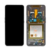 Pantalla completa Con Marco Original para Samsung Galaxy A80 2019 A805F - elige color