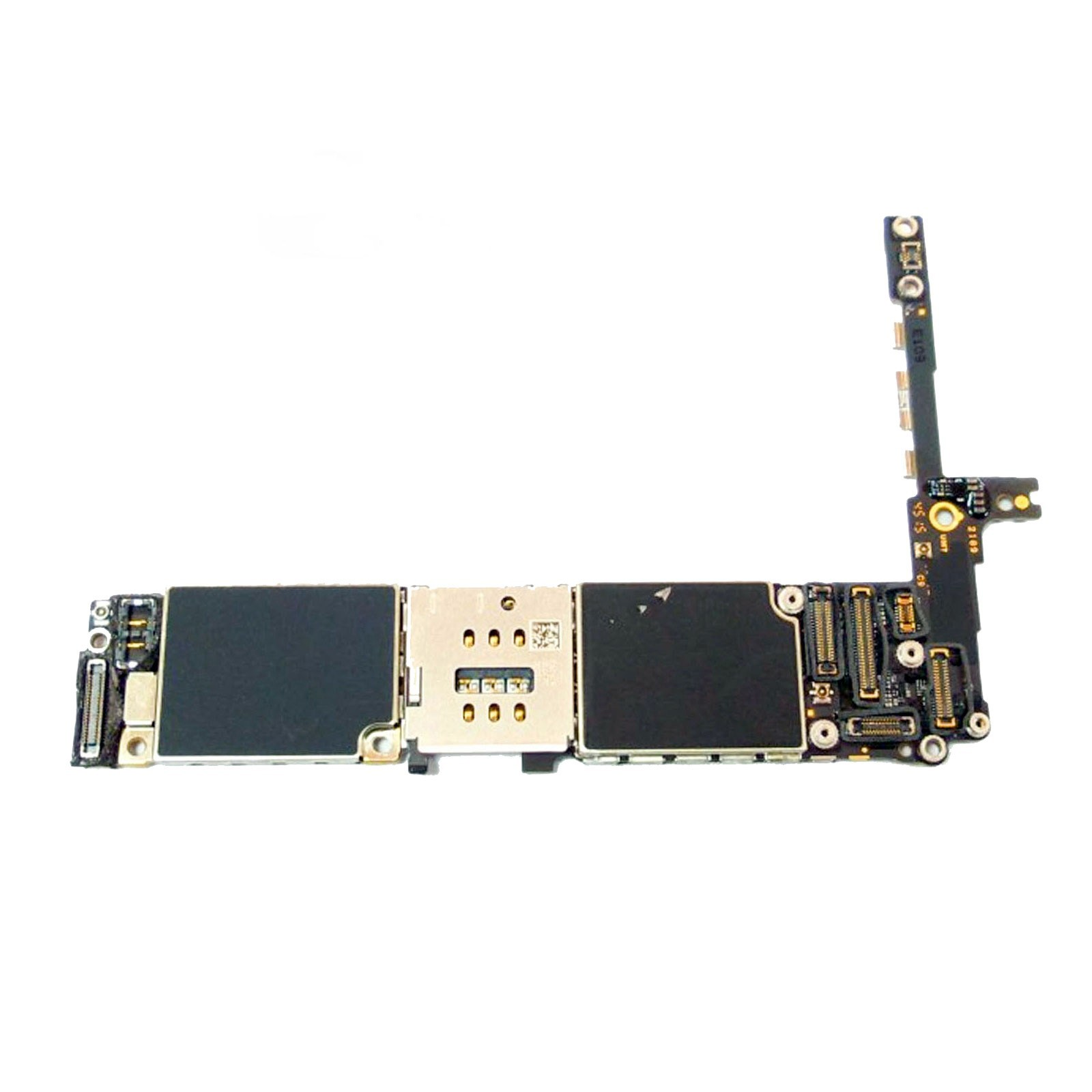 placa base motherboard iphone 7 32 GB con huella Negra Libre apple