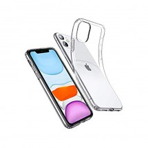 Funda TPU Silicona Transparente para iPhone 11