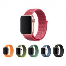 Correa para reloj Apple Watch Series 1-2-3-4 de 38/40mm NW-FDS1501 - elige color