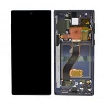Pantalla completa ORIGINAL con marco color negro Samsung Galaxy Note 10 5G N977F