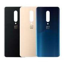 Tapa trasera batería para OnePlus 7 Pro - elige color