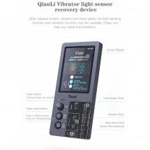 QIANLI iCopy datos Chip LCD Touch Vibrador Banda base para iPhone 7 / 7p / 8 / 8p / X / XR / XS / XS MAX