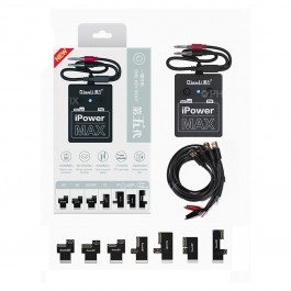 iPower MAX QIANLI test / activación batería iPhone 6 / 6P / 6S / 6P / 7 / 7P / 8 / 8P / X / XS / XS MAX