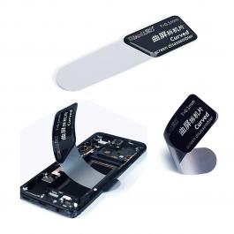 Herramienta profesional Qianli metal flexible para desmontar pantallas curva