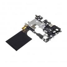 Carcasa intermedia con cristal lente y NFC para BQ X / X Pro (swap)