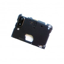 Carcasa intermedia con cristal lente cámara Wiko View 2 Plus (swap)