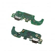 Placa conector de carga y micrófono para Nokia 8.1