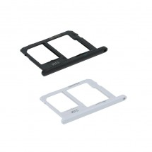 Porta tarjeta Sim y microSD para Samsung Galaxy Tab A 10.5 T595 - elige color