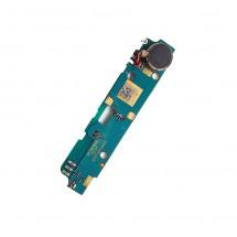 Placa auxiliar con micrófono y vibrador Wiko Lenny 3 Max (swap)