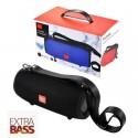 Altavoz Bluetooth portátil - Super Bass - Radio FM - TG125 - elige color