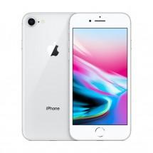 Apple iPhone 8 64Gb color Silver Grado A+  ( REBU )  con Caja y cargador (1 año de garantía)