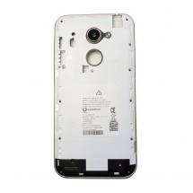 Carcasa intermedia blanca con cristal cámara y botones Vodafone Smart N8 (VFD-610) (swap)
